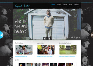rayLand baxter Web Design